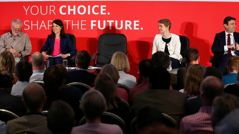 Corbyn ahead as Labour pulse taken