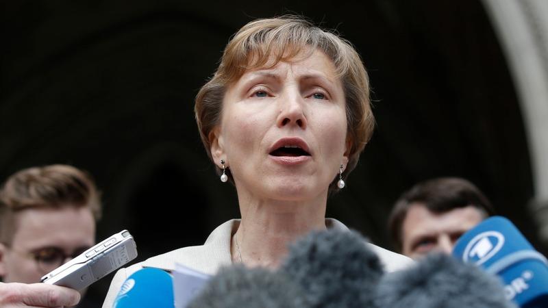 Litvinenko's widow says murder finally proven