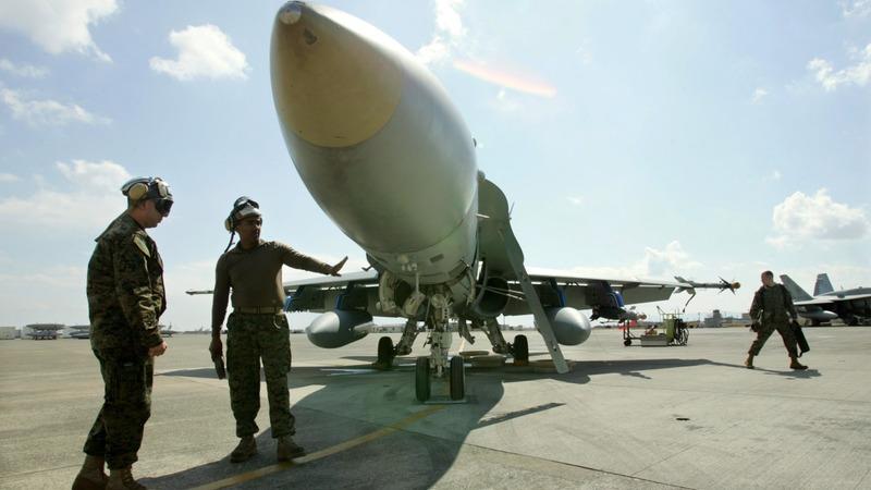 U.S. gov't raiding war fund to pay other bills