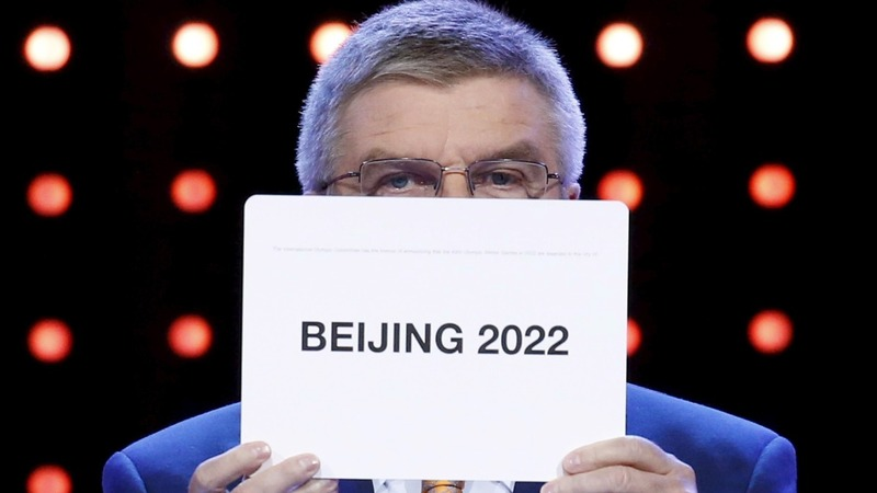 Beijing wins 2022 Olympic bid