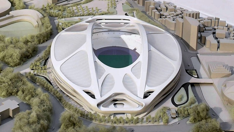 Hadid firm reacts to scrapped Japan stadium