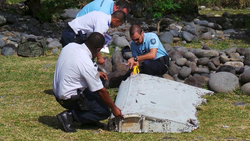 Possible MH370 debris arrives in France