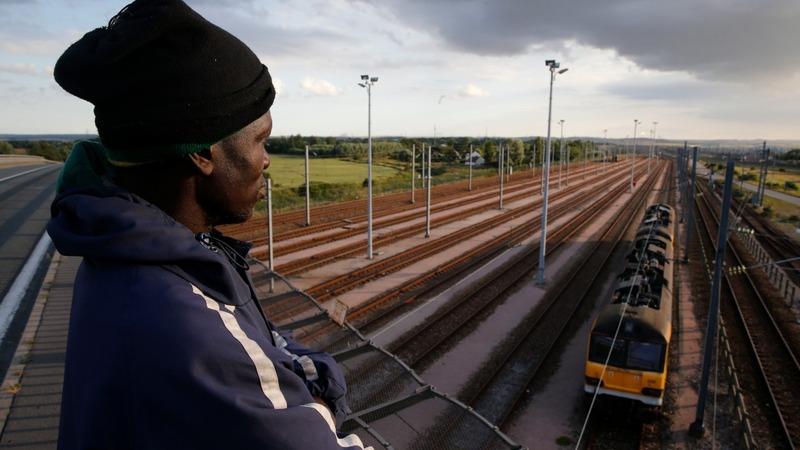 Calm returns to Calais, for now