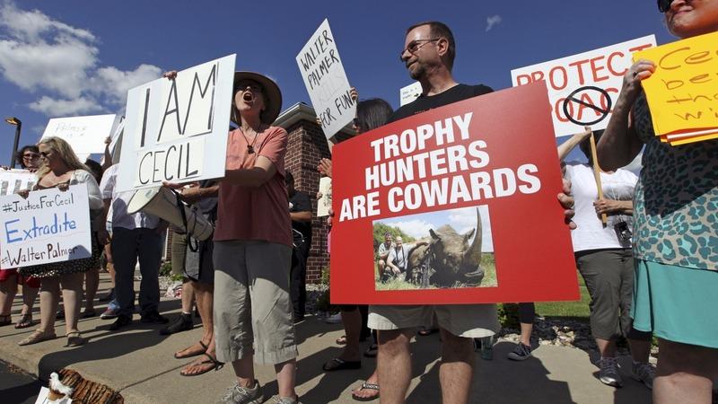 Delta bans 'trophies' amid Cecil controversy