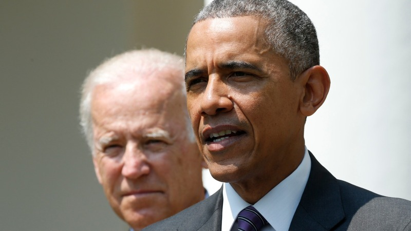 Obama's dilemma if Biden jumps in