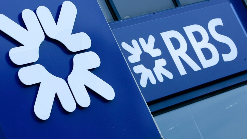 RBS shares sold at £1 billion loss