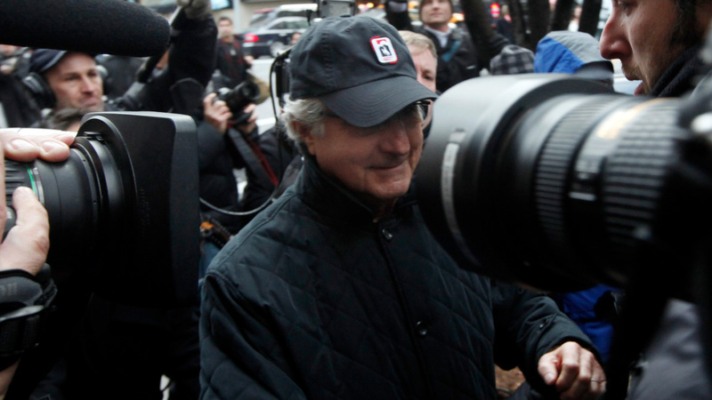 Madoff aide to be sentenced, ending 6-year case