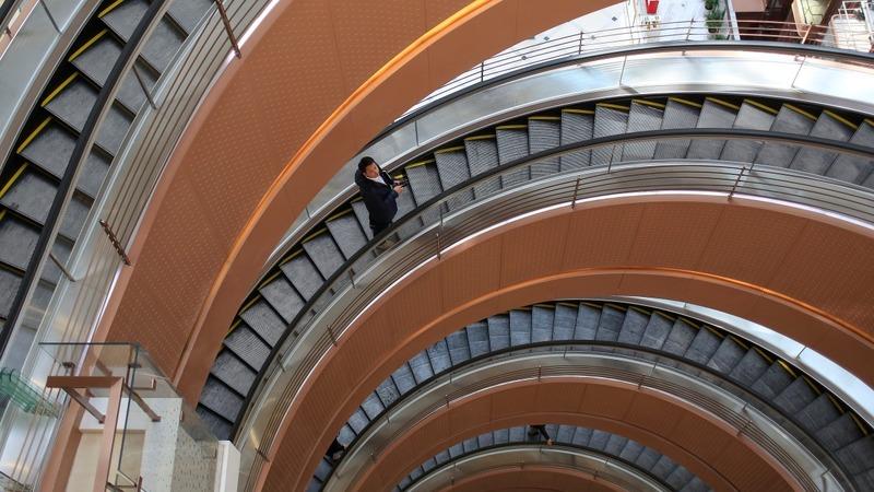 Escalator fear rises in China