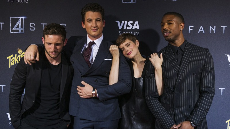 Fantastic Four kept in the dark before premiere