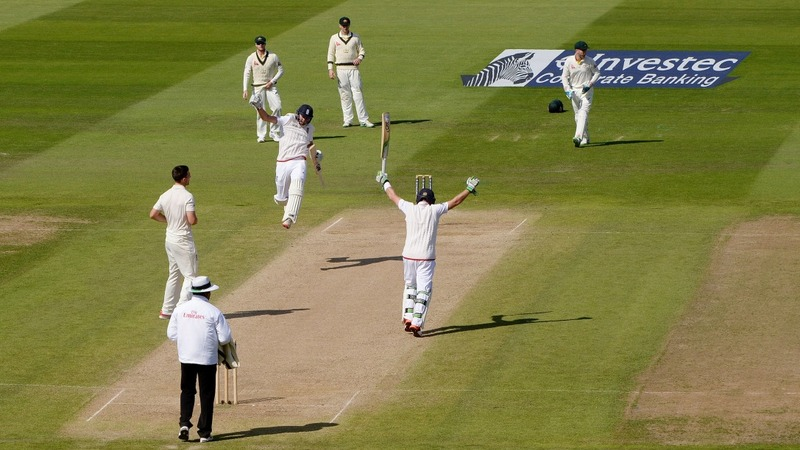 England upbeat in topsy-turvy Ashes series
