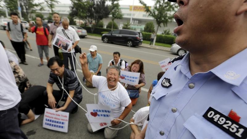 MH370 families demand Malaysia talks