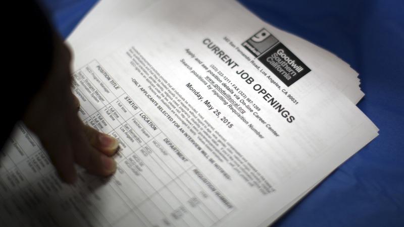 U.S. employers add 215,000 jobs in July
