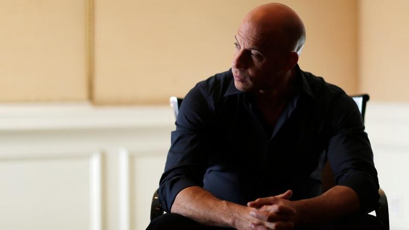 VERBATIM: Diesel, third highest paid actor