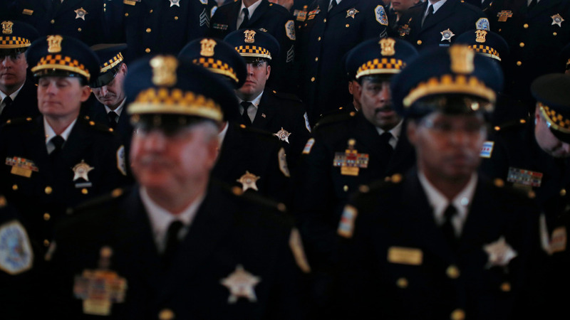 ACLU cracks down on Chicago stop-and-frisk