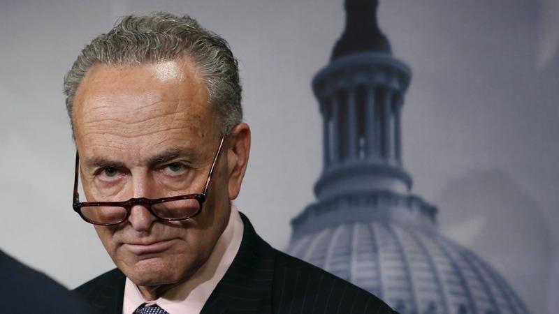 """Schumer's """"No"""" on Iran shakes White House"""