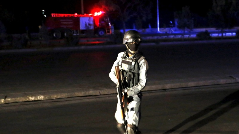 Kabul rocked by barrage of bomb attacks