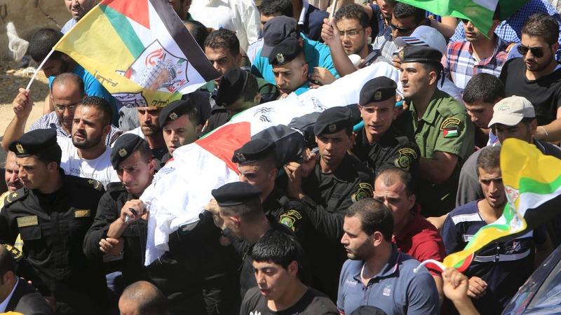 Second victim in Palestine arson attack