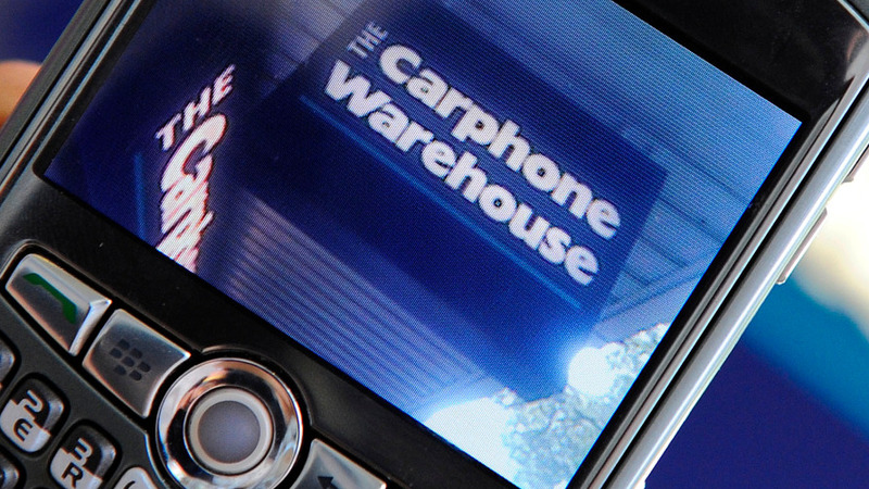 Carphone Warehouse hit by cyber attack