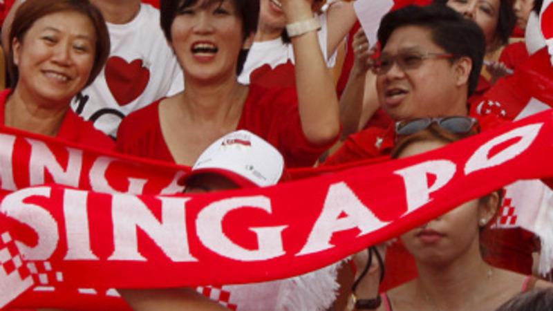 Singapore turns 50