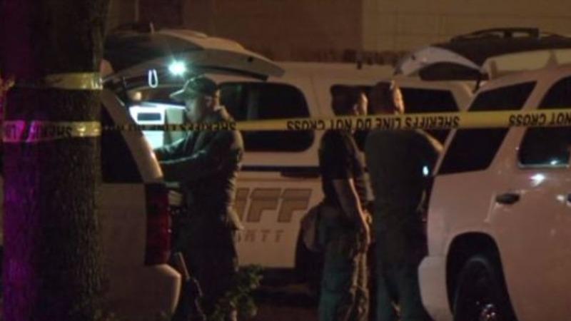 Eight found dead inside Texas home