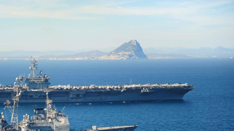 Spain denies wrongdoing in Gibraltar chase