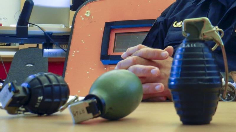 Grenade attacks shatter Swedish safety
