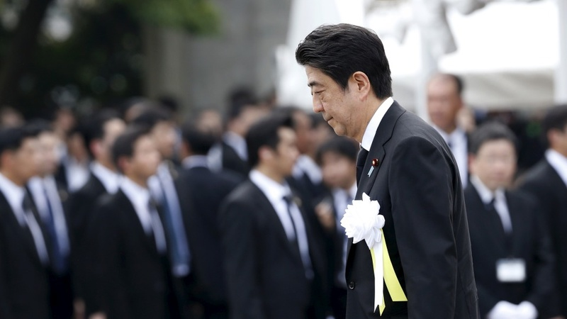Will Abe apologize for wartime Japan?