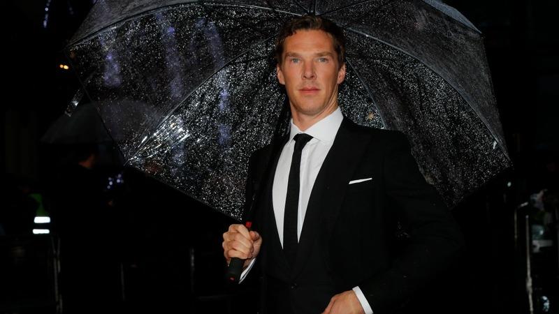 VERBATIM: Cumberbatch sick of fans filming