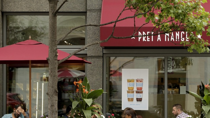 Pret star rises with potential float