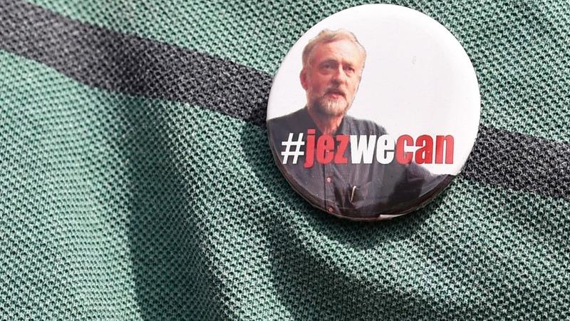 Corbyn set for landslide Labour win- YouGov