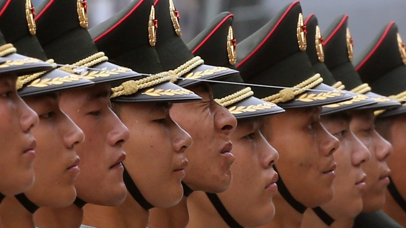 China topples another corrupt general