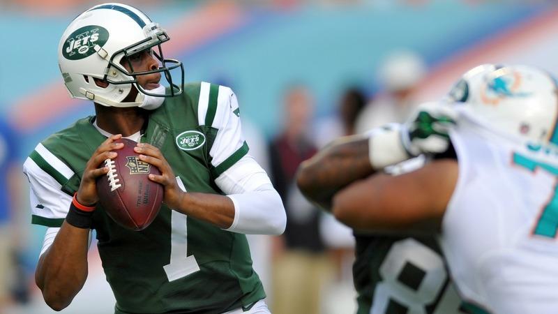 Jets quarterback out for 6-10 weeks