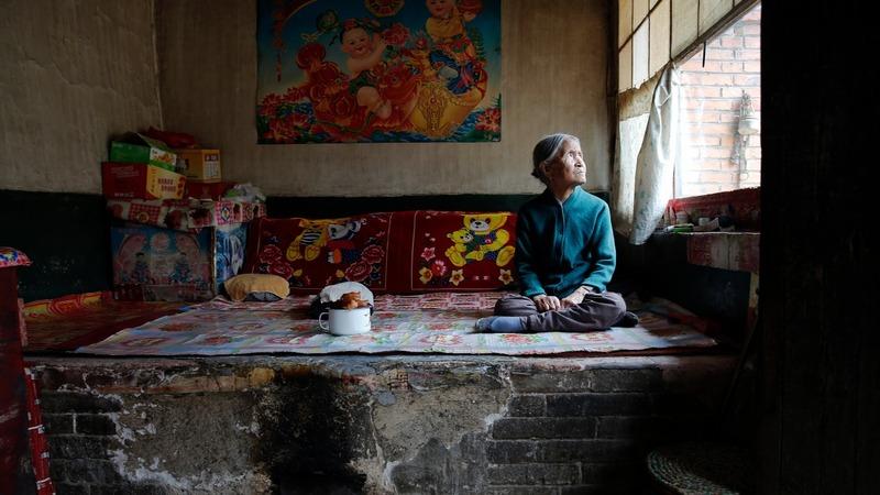 China's WW II sex slaves still suffering