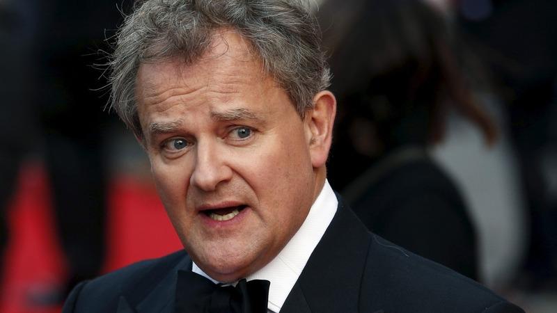 VERBATIM: Hugh Bonneville on BAFTA joy
