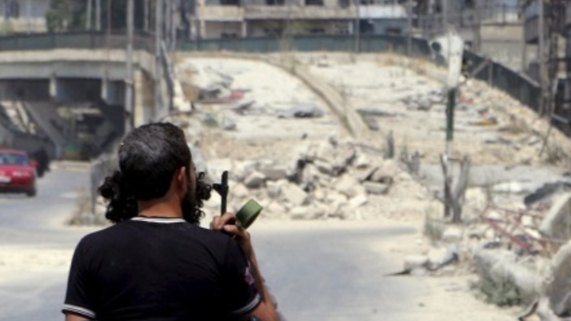 2 day ceasefire on Syrian frontline