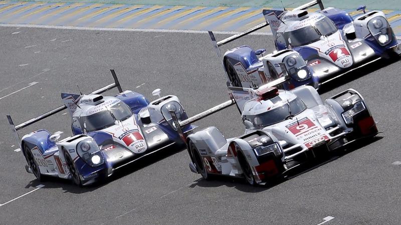 VERBATIM: Formula E record broken at testing