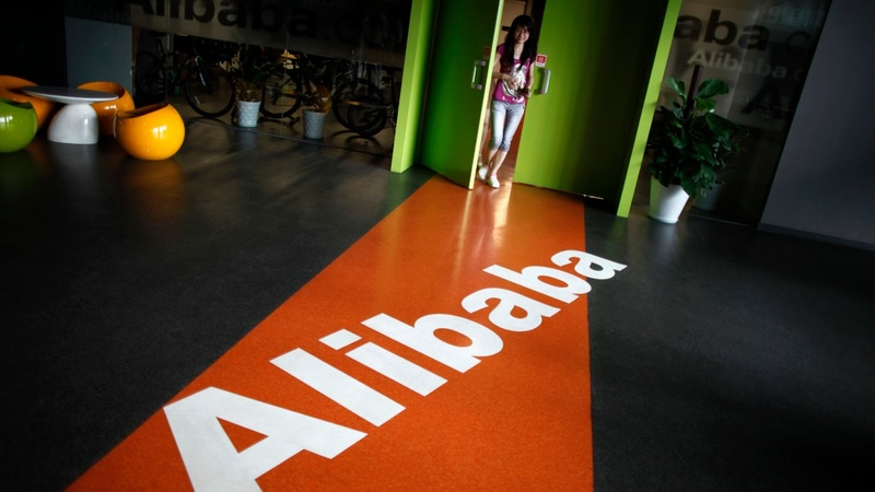 Alibaba sluggish as China's economy slows