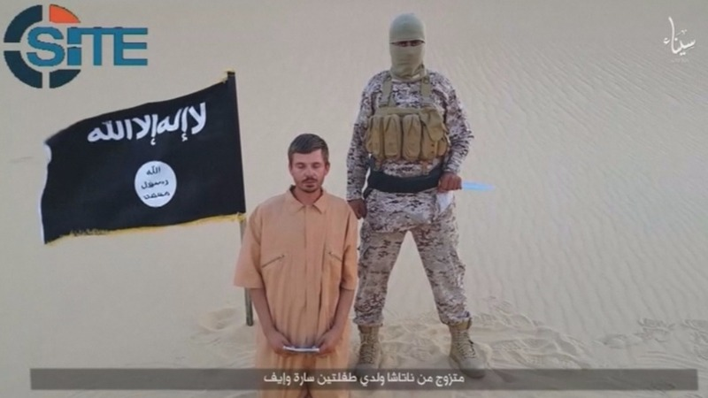 IS affiliate says beheads Croatian hostage