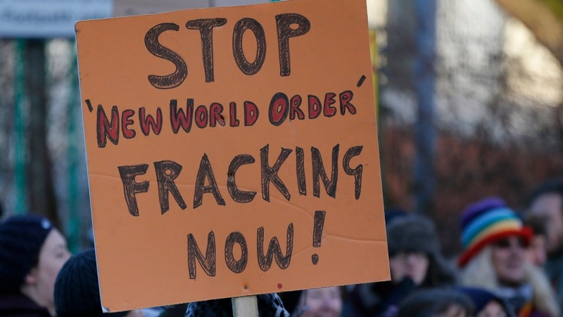 Fracking gets a fast-track through planning