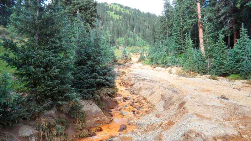 EPA kills mine inspections after river spill