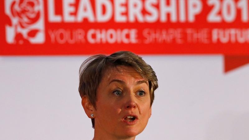 VERBATIM: Yvette Cooper critiques Corbyn