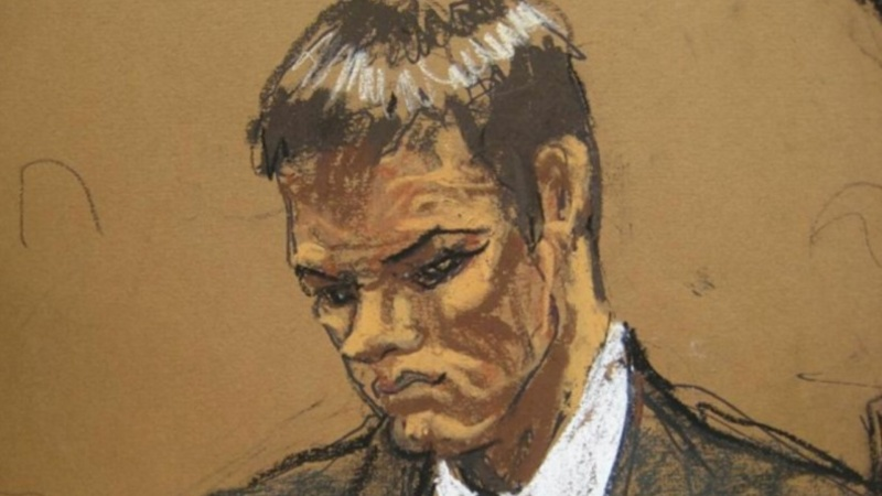 Brady sketch artist faces backlash