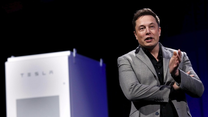 Elon Musk invests $20 mln in Tesla's future