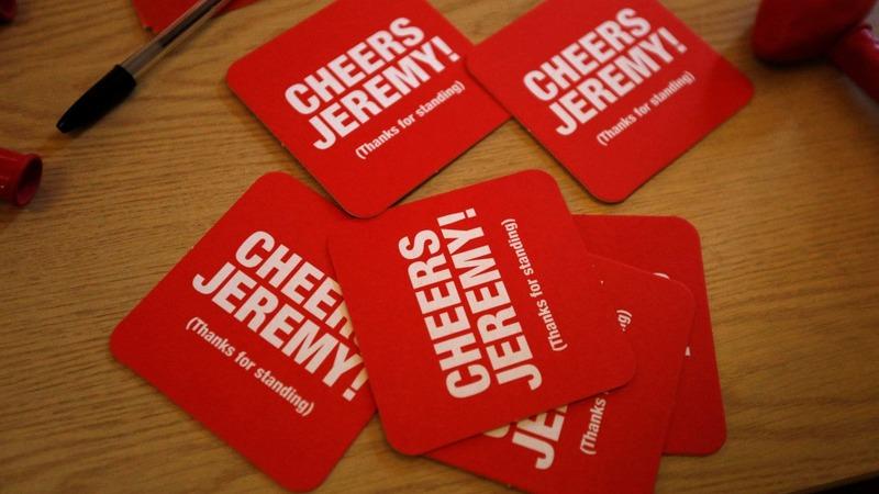 Labour ballots sent out amidst 'Corbynmania'