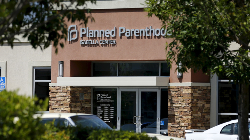 U.S. warns against defunding Planned Parenthood