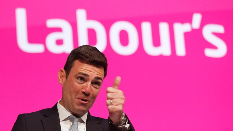 VERBATIM: Andy Burnham on Labour elections