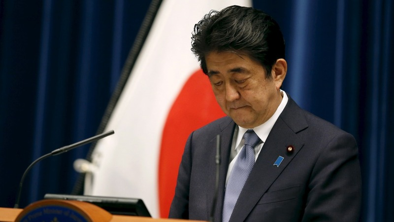 Japan PM offers no fresh apology over war