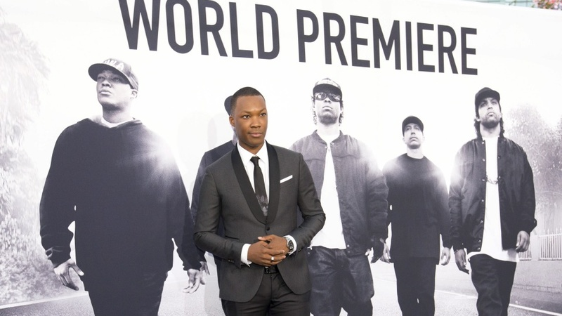 Studio to pay for 'Compton' security