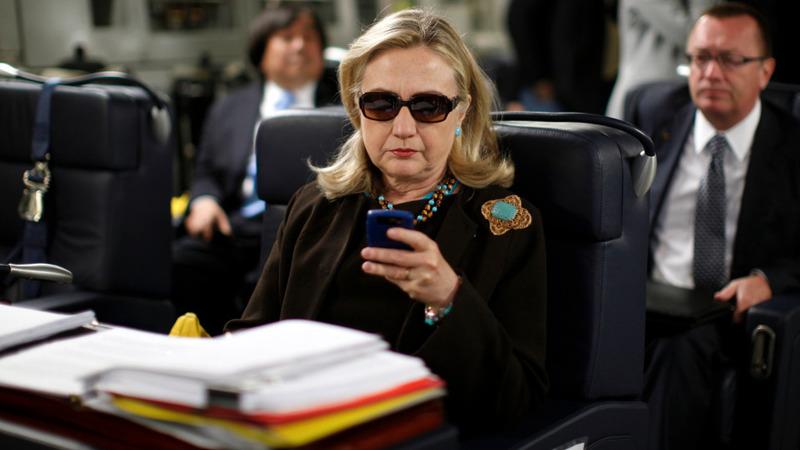 Clinton e-mails contain info 'born classified'