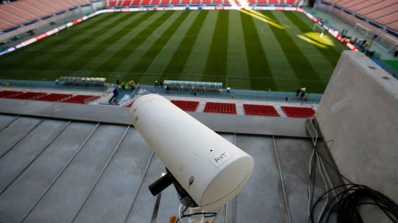 Hawk-eye tech premieres at Rugby World Cup